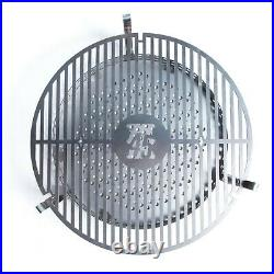 Add On BBQ Basket & Grill Plate for Upright 45 Gallon Drum & Smoker