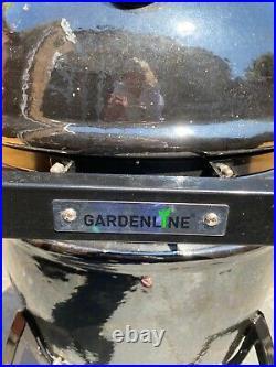 Aldi Gardenline Kamado Barbecue BBQ Smoker Grill