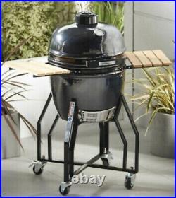 Aldi Gardenline Kamado Ceramic Egg AK BBQ Grill Smoker Outdoor Oven NEW UNUSED