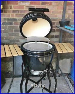 Aldi Kamado Ceramic Egg BBQ Grill Smoker