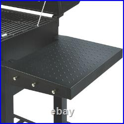 American Charcoal Grill BBQ Barbeque Outdoor Cooking Garden Patio Party