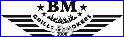 Argentine Grill Barbecue BBQ Santa Maria BMGS-2