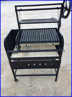 Argentine Style Grill Barbecue Santa Maria BMG-2