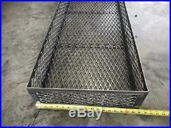 BBQ Smoker wood / charcoal basket grilling basket Oklahoma Joe