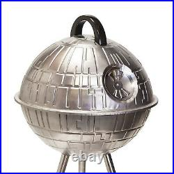 BBQ Star Wars Starwars Stainless Charcoal Grill Barbecue Portable Kettle Weber