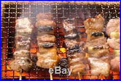 BQ8T BBQ Diatomite Charcoal Grill Barbecue Hibachi Konro 77 x 23cm Japan F/S NEW