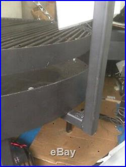 Bbq swing grill charcoal, catering unit The Haddon