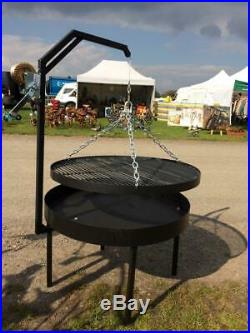 Bbq swing grill charcoal, catering unit The Haddon Christmas Markets