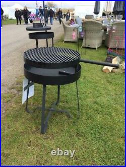 Bbq swing grill charcoal, catering unit The peak
