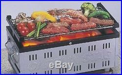 CAPTAIN STAG Barbecue charcoal grill M-6434 yakitori hibachi konro BBQ M6434