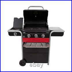 Char-Broil Gas2Coal 330 Hybrid Grill 3 Burner Gas & Charcoal BBQ