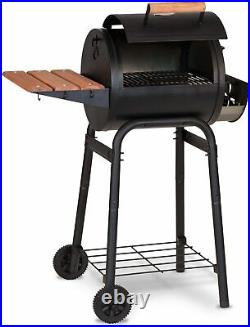 Char-Griller BBQ Patio Pro Charcoal Grill High Qaulity, Fast Free Delivery