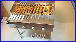 Chargrill Flame Grill With Stand For Steak Burgers Bbq Etc Natural Gas Or Lpg