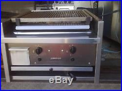 Commercial Catering Archway Charcoal Gas Bbq Kebab Grill Equipment