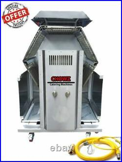 Commercial Gas Charcoal Chicken Roaster Chicken Rotisserie Peri Peri Grill BBQ