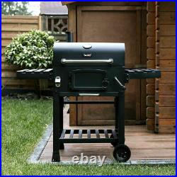 CosmoGrill BBQ Charcoal Smoker Portable Grill Garden Sealed Return