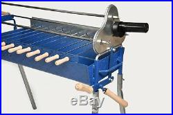 Cyprus Charcoal Barbecue BBQ Grill Foukou with Lifting Mechanism