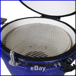 G r d e n grill 23.5 x-large Kamado Bbq BLACK