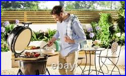 Gardenline Kamado Ceramic Egg BBQ Grill Oven Brand New FREE DELIVERY