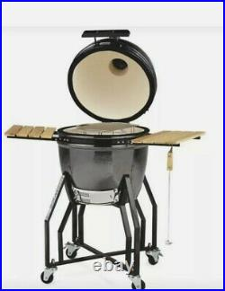 Gardenline Kamado Ceramic Egg BBQ Grill Oven Brand New & Ready to Ship