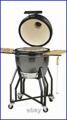 Gardenline Kamado Ceramic Egg BBQ Grill Oven Brand New Summer Sorted. NEW