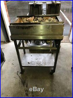 Gas Charcoal Bbq Grill