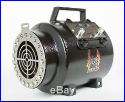 Grill BBQ Perfect Draft Air Blower 2 Fan Controller Charcoal Burner Airflow NEW