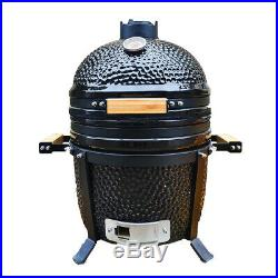 Harrier Arvo Kamado Egg BBQs 3 SIZES CHARCOAL GRILL Outdoor Cooking Oven