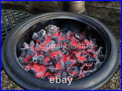 Hellfire BLAZE BBQ Outdoor Stove Chiminea Patio Heater Cooking Grill Fire Pit