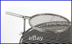 Huge 75cm Charcoal BBQ Grill & Firepit Cranford 1099