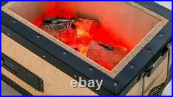 Japanese Yakitori BBQ Diatomite Charcoal Grill Barbecue Hibachi Konro 46x35cm