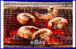 Japanese Yakitori BBQ Diatomite Charcoal Grill Barbecue Hibachi Konro 54 x 23 cm
