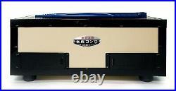 Japanese Yakitori BBQ Porous Ceramic Barbecue Grill Hibachi Konro 39 x 22cm