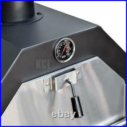 KCT Pizza Oven Metal BBQ Grill Complete Steel Grade B Good Condition