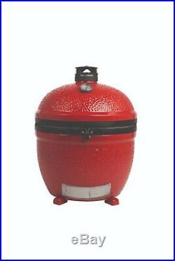 Kamado Big Joe Stand Alone Ceramic BBQ, 24 Grill, Smoker, Free delivery Mainlan