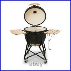 Kamado Bono Grande Limited 25 BBQ Grill Smoker Ceramic Egg Charcoal Cooking