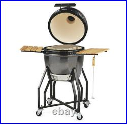 Kamado Ceramic Egg BBQ Grill Smoker Free Local Delivery / Collection