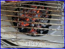 Kamado Ceramic Oven BBQ 24 inch Barbecue Grill BarbeSkew