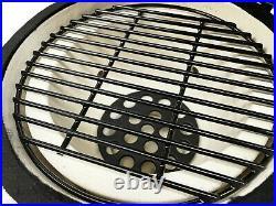 Kamado Ceramics BBQ Smoker Outer Casing Smoke Cook Grill Charcoal Grill XL 13i