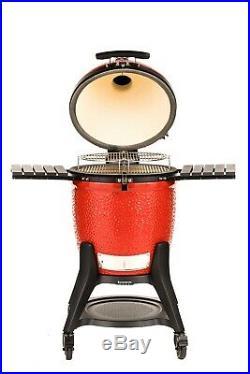 Kamado Joe Classic 3 Ceramic BBQ Egg, Grill, Smoker, Free delivery to mainland