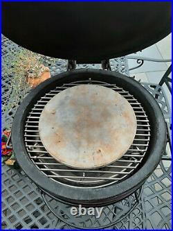 Kamado Joe Junior Ceramic Grill BBQ