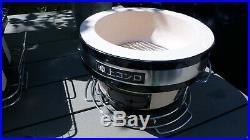 Konro Charcoal Barbecue Grill, Hibachi yakitori bbq 28 cm grill surface