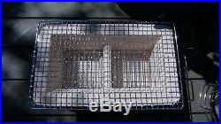Konro Grill BBQ Charcoal Grill yakitori hibachi 40.5 x 24.5 cm
