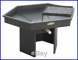 LARGE Outdoor Garden Fire Pit Grill Barbecue made of 2mm Steel Patio Heater