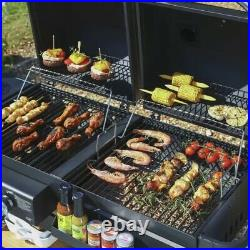 LandMann Grill Chef Dual Fuel Gas and Charcoal BBQ