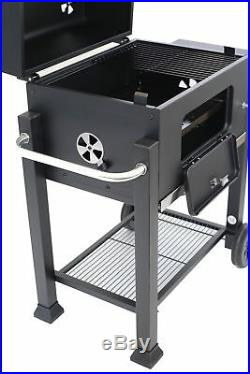 Landmann 11503 Tennessee Broiler Barbecue Iron Cooking Grill Charcoal BBQ New