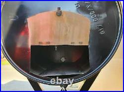 Large Bbq Charcoal 205l Oil Barrel Smoker Grill Jerk Pan With Gauge Temperature