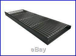 Large Charcoal DIY Brick BBQ Kit 112cm x 40cm Grill Heavy Duty Design