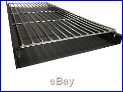 Large DIY Brick Charcoal BBQ Kit 91cm x 40cm Grill Heavy Duty Design