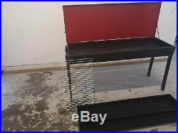 Large Stainless Steel Commercial Charcoal BBQ Grill